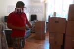 транспортиране на офис мебели в страната